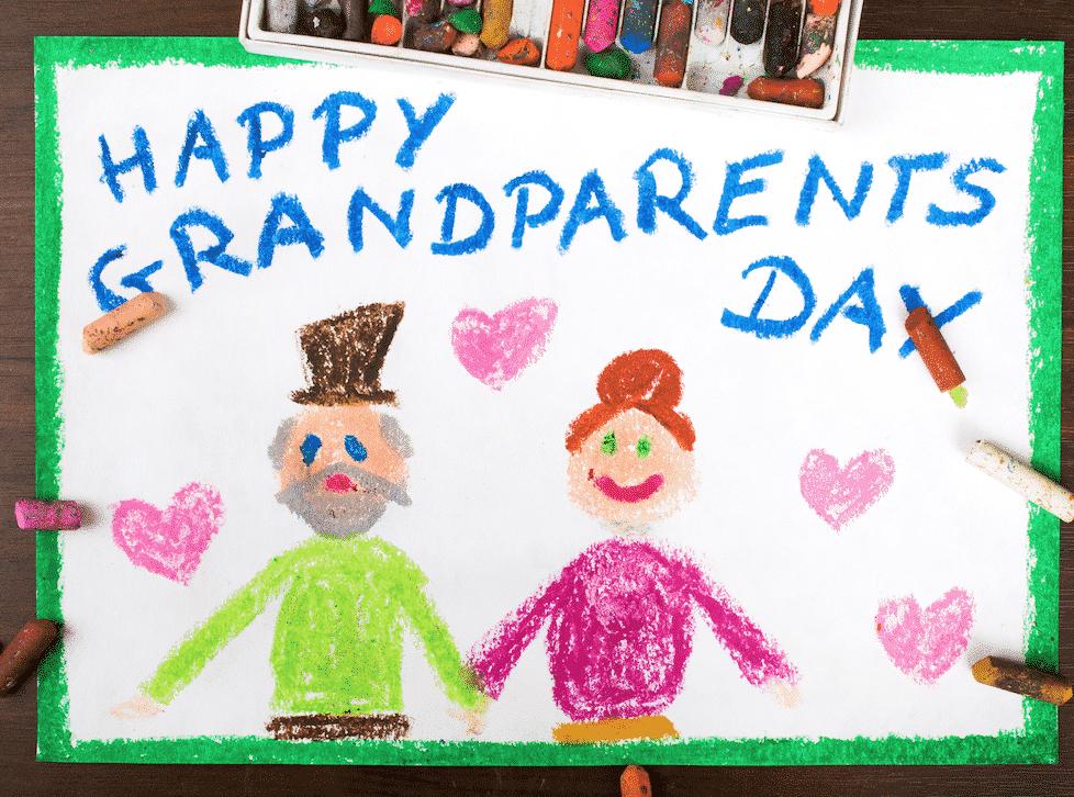 Estremamente 5 lavoretti per la festa dei nonni da fare con i bambini della  XX94