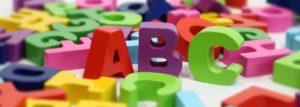lettere bambini asilo