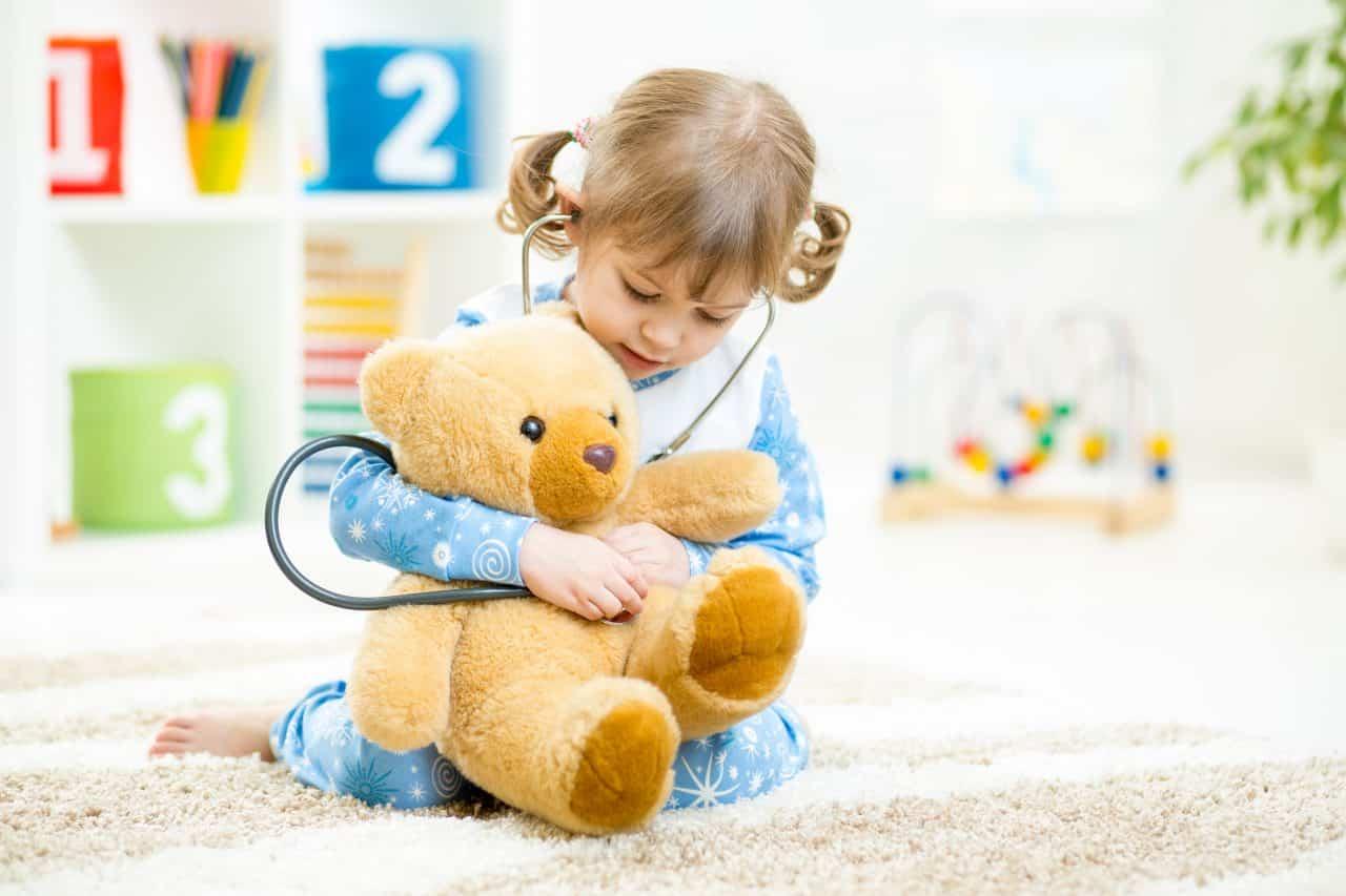 Il gioco simbolico nei bambini della scuola dell'infanzia